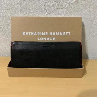 キャサリンハムネット(KATHARINE HAMNETT)のおすすめ!KATHARINE HAMNETT 長財布(長財布)