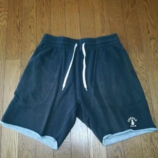 ココロブランド(COCOLOBLAND)のCOCOLO BLAND green short pants 短パン(ショートパンツ)