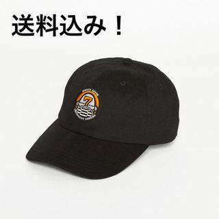 ジーユー(GU)の(GU)ローキャップSTUDIO SEVEN 黒(キャップ)