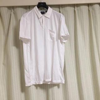 アルマーニエクスチェンジ(ARMANI EXCHANGE)のアルマーニ アルマーニエクスチェンジ ポロシャツ Tシャツ(Tシャツ/カットソー(半袖/袖なし))