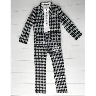 チャビーギャング(CHUBBYGANG)のチャビーギャング スーツ シャツ 3点 120cm 新品 卒園 入学 フォーマル(ドレス/フォーマル)