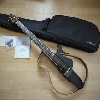 ヤマハ(ヤマハ)のYAMAHA  SLG200S TBL サイレントギター 超美品(アコースティックギター)