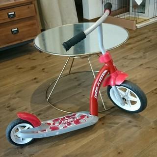 コストコラジオフライヤーキックボードRADIOFLYER キッズ2輪(三輪車/乗り物)