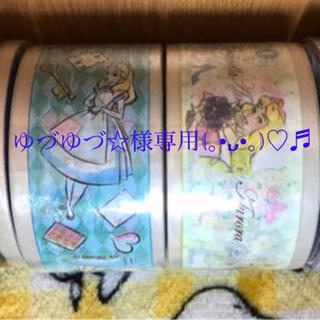 ディズニー(Disney)のデザイン OPP テープ ディズニー 4個セット(ラッピング/包装)
