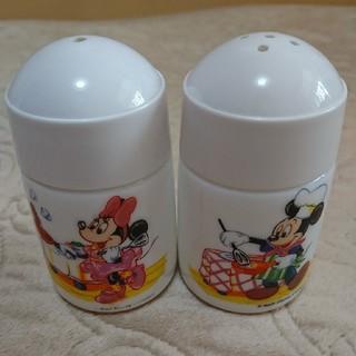 ディズニー(Disney)のディズニー塩コショウ入れ(容器)