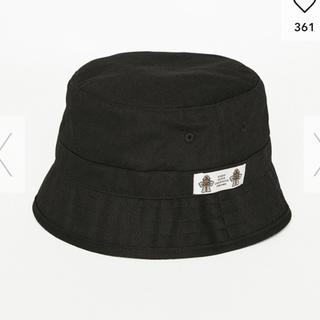 ジーユー(GU)の新品!GU バケット ハット 帽子 スタジオセブン ナオト(ハット)