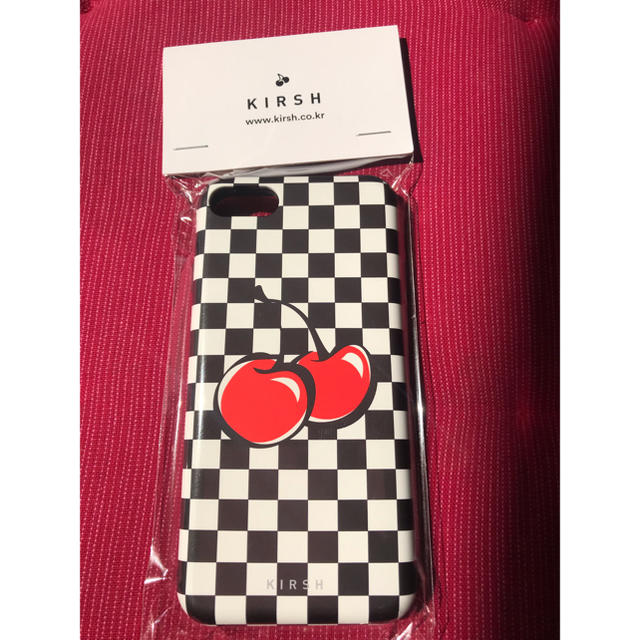 KIRSH   携帯iphoneケース7/8 ※新品の通販 by どんちゃん's shop|ラクマ