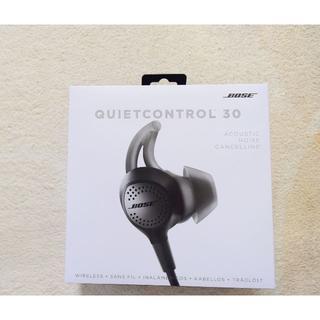 BOSE - 【美品!!】BOSE  Quiet Control 30