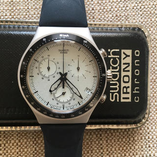 スウォッチ(swatch)のswatch IRONY chrono🐜(腕時計(アナログ))
