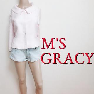 エムズグレイシー(M'S GRACY)の素敵すぎ♪エムズグレイシー お呼ばれジャケット♡フォクシー トッカ ルネ(テーラードジャケット)