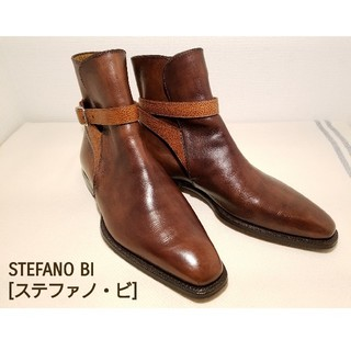 ステファノブランキーニ(STEFANO BRANCHINI)の037様向け STEFANO BI[ステファノ・ビ] ジョッパーブーツ 26cm(ブーツ)