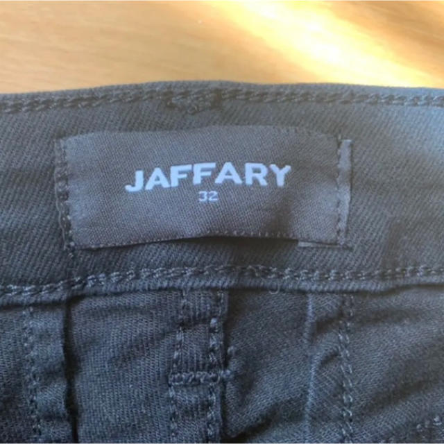 4d1f673e OFF-WHITE - 日本未発売 激レア JAFFARY black SS track jeansの通販 by ...