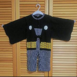 新品未使用 袴ロンパース(和服/着物)