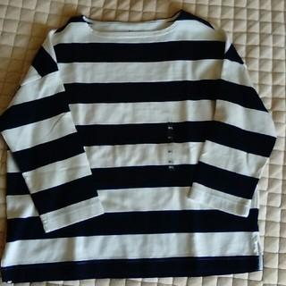 MUJI (無印良品) - 新品 無印 ドロップショルダーTシャツ