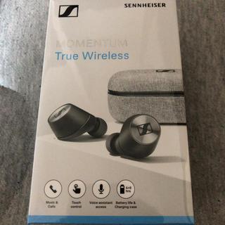 ゼンハイザー(SENNHEISER)のゼンハイザー  MOMENTUM True Wireless(新品)(ヘッドフォン/イヤフォン)