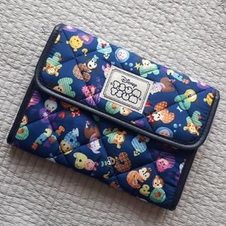 ディズニー(Disney)のディズニー ツムツム 母子手帳ケース(母子手帳ケース)