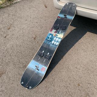 ケーツー(K2)のK2 ultra split 161 スプリットボード シール付き(ボード)