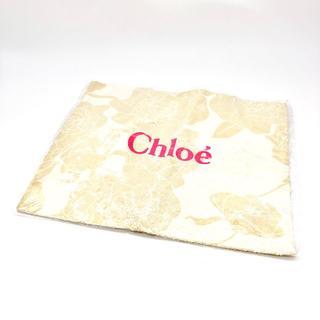 クロエ(Chloe)の新品 未使用 chloe クロエ エコバッグ ベージュ(エコバッグ)