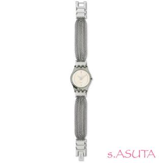 スウォッチ(swatch)の新品SwatchWatchスウォッチ//WRISTED CHAIN品番LF107(腕時計)