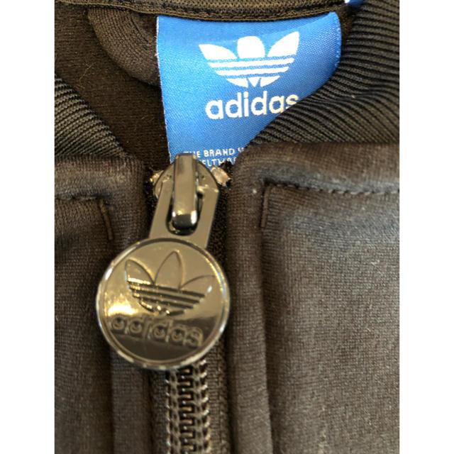 adidas(アディダス)のadidasジャージ キッズ/ベビー/マタニティのキッズ服 男の子用(90cm~)(ジャケット/上着)の商品写真