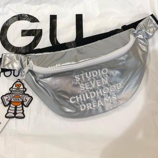 ジーユー(GU)の【本日発送】GU STUDIO SEVEN  バック(ショルダーバッグ)
