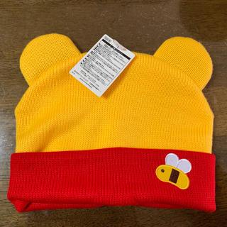 ディズニー(Disney)のくまのプーさん ニット帽(ニット帽/ビーニー)