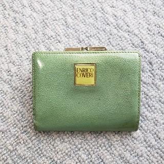 エンリココベリ(ENRICO COVERI)のENRICO COVERI 折り財布(財布)