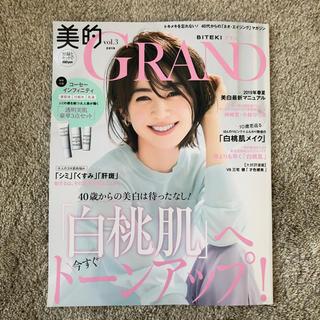 ショウガクカン(小学館)の美的 グラン vol.3(その他)
