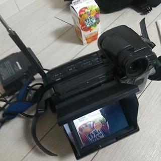 ソニー(SONY)のビデオカメラ ソニー(ビデオカメラ)