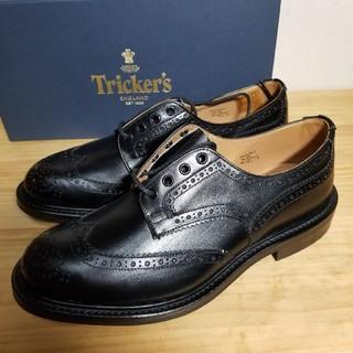 トリッカーズ(Trickers)のトリッカーズ trickers BOURTON バートン 5633 UK9.5(ドレス/ビジネス)