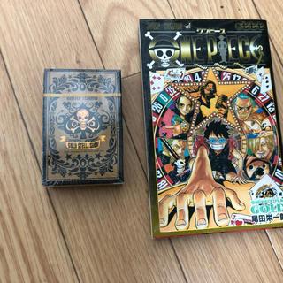 シュウエイシャ(集英社)のワンピース 映画 特典 ゴールド GOLD(少年漫画)