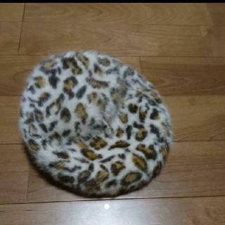 エイチアンドエム(H&M)のH&M ベレー帽(ハンチング/ベレー帽)