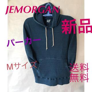 ジェーモーガン(JEMORGAN)の(新品)JEMORGAN  人気のパーカー❣️Mサイズ‼️ラスト(パーカー)
