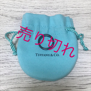 ティファニー(Tiffany & Co.)のティファニー♡チタンリング(リング(指輪))