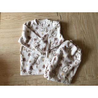 シマムラ(しまむら)の長袖 もこもこパジャマ 90(パジャマ)