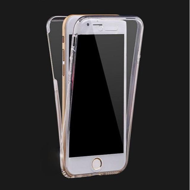 アイホンカバー5 - iPhone6 TPU フルカバー ケース クリアの通販 by Mai☆14's Select|ラクマ