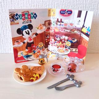 ディズニー(Disney)のミッキー☆ミニチュアシリーズ☆7番単品(ミニチュア)