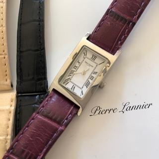 ピエールラニエ(Pierre Lannier)のピエール ラニエ  レディース腕時計(腕時計)