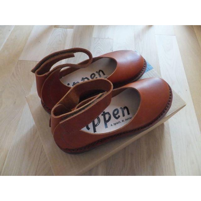 trippen(トリッペン)のtrippen トリッペン★アンクルストラップシューズ CORE WAW 36 レディースの靴/シューズ(ローファー/革靴)の商品写真