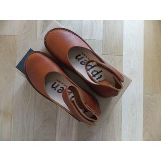 トリッペン(trippen)のtrippen トリッペン★アンクルストラップシューズ CORE WAW 36(ローファー/革靴)