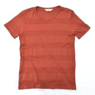 ディガウェル(DIGAWEL)のDIGAWEL ディガウェル ボーダーTシャツ カットソー 1(Tシャツ/カットソー(半袖/袖なし))