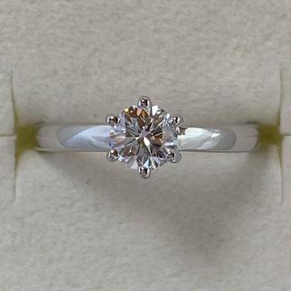 ミキモト(MIKIMOTO)のミキモト ダイヤモンド リング(リング(指輪))