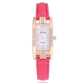 4cc24737cf 16ページ目 - 腕時計(レディース)(レッド/赤色系)の通販 4,000点以上 ...