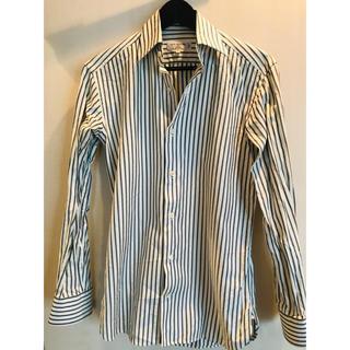 ギローバー(GUY ROVER)のGUY ROVER ギローバー ストライプシャツ(シャツ)