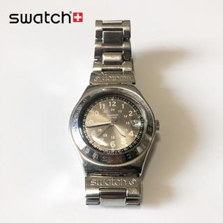 スウォッチ(swatch)の【swatch】IRONYシリーズ ステンレス製 アナログウォッチ (腕時計)