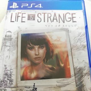 ライフ イズ ストレンジ PS4 LIFE IS STRANGE