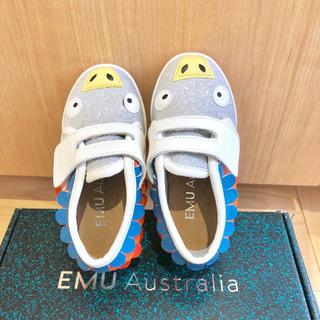 エミュー(EMU)のキッズエミュー パロットスニーカー(スニーカー)
