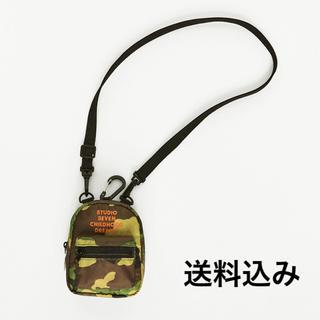 ジーユー(GU)のGU × STUDIO SEVEN ミニショルダーウォレット(ショルダーバッグ)
