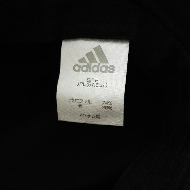 adidas(アディダス)のアディダス 帽子 レディースの帽子(キャップ)の商品写真