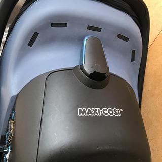 マキシコシ(Maxi-Cosi)のマキシコシ お写真追加(自動車用チャイルドシート本体)
